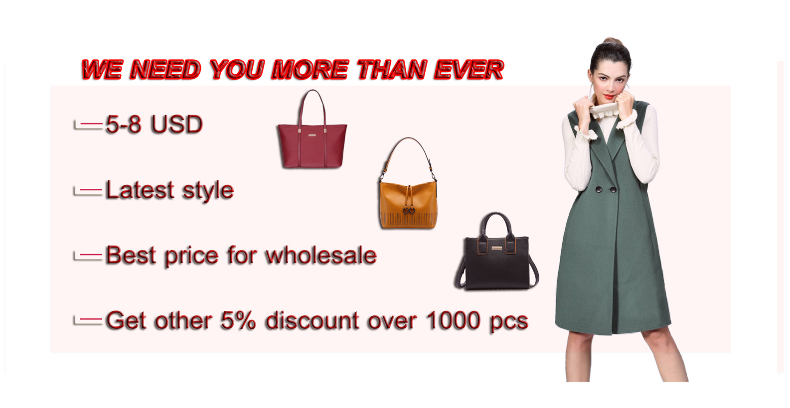 Best Designer Lady Bags Factory in China  89a93b22efdbc
